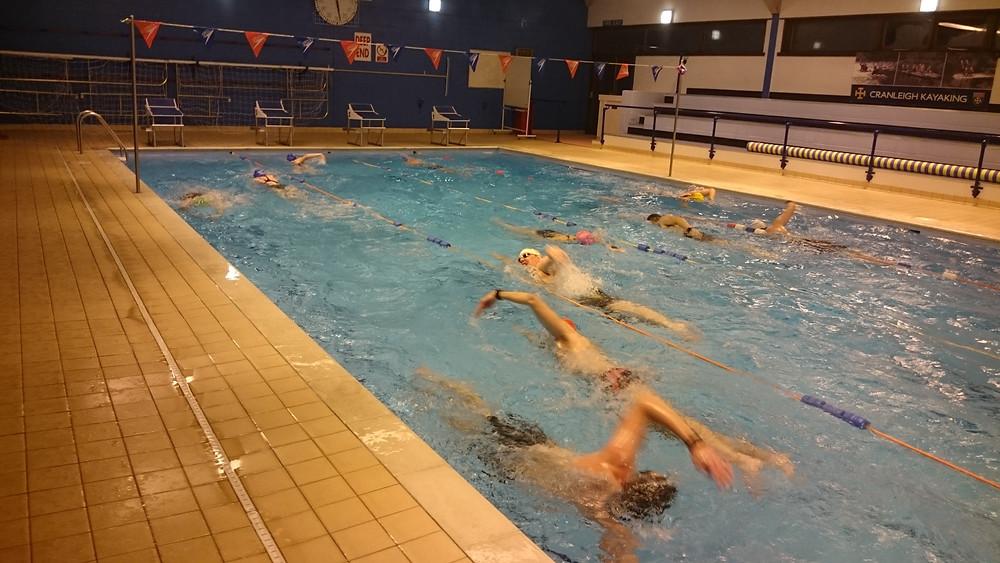 Speedy Swimming front crawl intermediate level swim analysis clinic