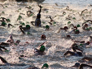 Open water mass starts - learn how to overcome the fear and find the solution!