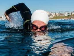 Open water swimming sighting and navigation