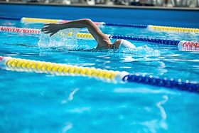 1-2-1 Private Swimming Lessons for adults by Speedy Swimming in Surrey