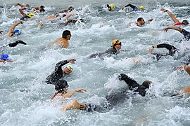 Open Water Endurance Training Plans for All Levels by Speedy Swimming, Surrey Triathlon Swim Coaching