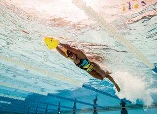 Top Tips for breathing more comfortably during front crawl for beginners!