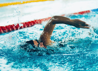 Advanced level front crawl coaching and analysis for masters swimmers