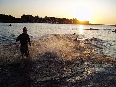Open Water Swim Coaching by Speedy Swimming, Surrey Triathlon Swim Coaching