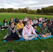Yoga au Temps d'Unité