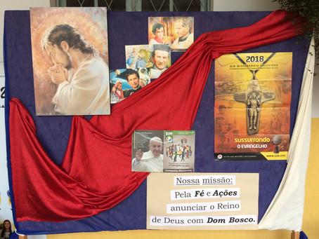 DIA MISSIONÁRIO SALESIANO