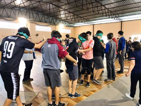 COLÉGIO SÃO PAULO PROPORCIONA MANHÃ DE FORMAÇÃO PARA O ENSINO MÉDIO