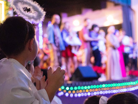 NOITE NATALINA - JESUS CRISTO: DA DIVERSIDADE PARA A UNIDADE