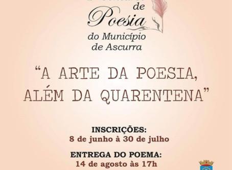 ALUNOS DO COLÉGIO SÃO PAULO SÃO FINALISTAS DO 2º CONCURSO DE POESIAS DO MUNICÍPIO DE ASCURRA