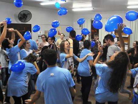 ANIMAÇÃO MISSIONÁRIA JUVENIL EM SANTA CATARINA
