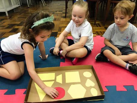 PROJETO DESENVOLVE A MATEMÁTICA NA EDUCAÇÃO INFANTIL
