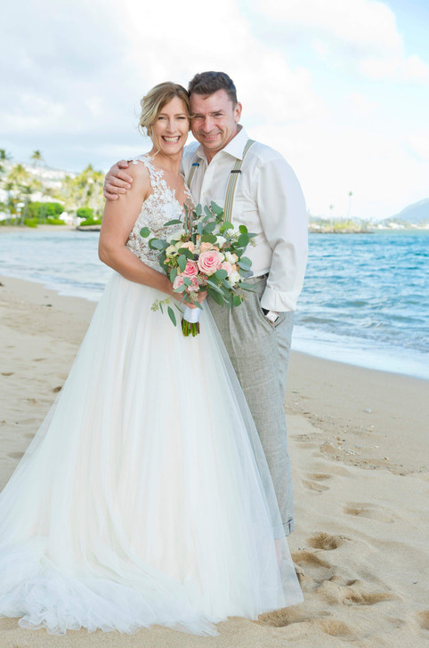 Álomesküvő Hawaii-on