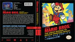 Super Mario Bros. Zoetrope Cover