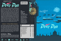 Peter Pan Criterion Collection Cover