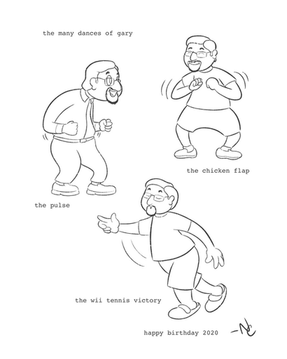 The Many Dances of Gary