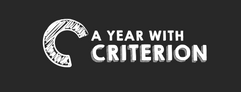 A Year with Criterion