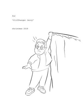 Cliffhanger Jerry