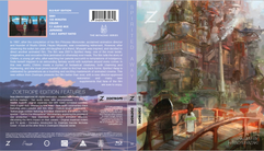 Spirited Away Zoetrope Cover