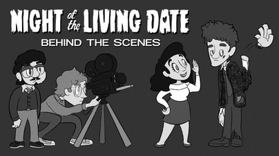 Behind-the-Scenes Promotional Artwork