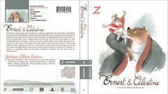 Ernest & Celestine Zoetrope Criterion BD