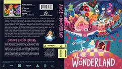 Alice in Wonderland Zoetrope Cover