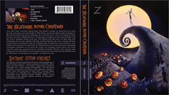 The Nightmare Before Christmas Zoetrope Cover