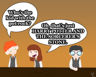 """""""The Sorcerer's Stone"""""""
