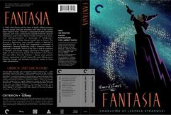 Fantasia Criterion Collection Cover