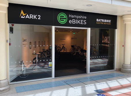 New electric bike shop scoots into the Chantry Centre