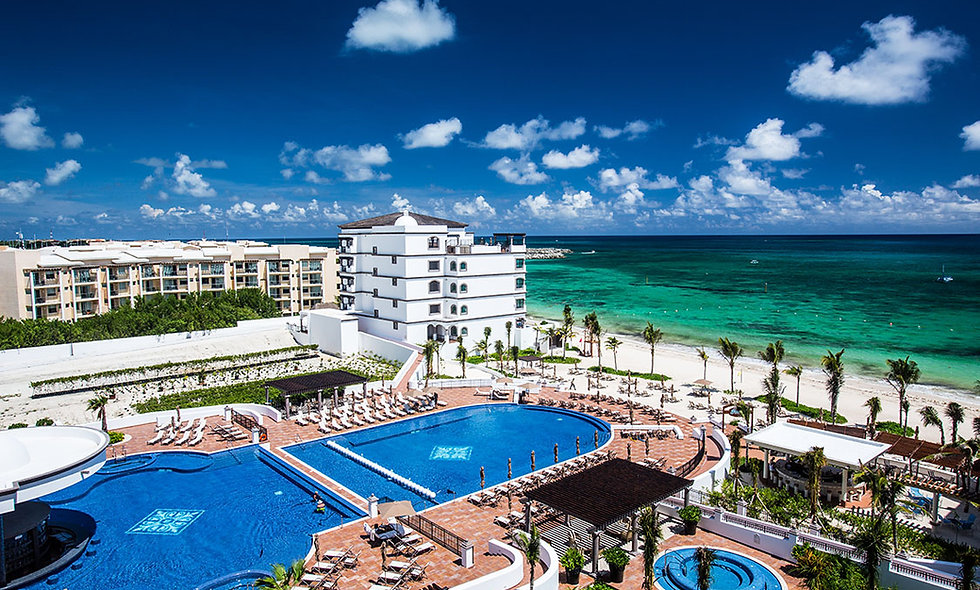 3 noches Grand Residencias Riviera Cancún