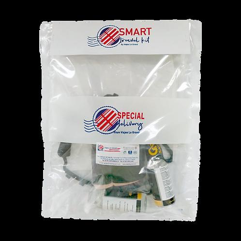 Safe and Smart Travel Kit