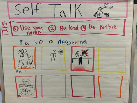 Five Tips for More Productive & Positive Self Talk