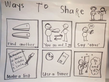 Building a community, one lesson at a time: How to teach social skills with strategies and steps