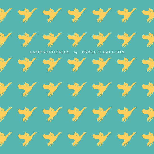 Fragile Baloon - Lambrophonies (Numb Capsule, 2014)