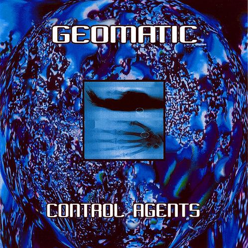 """Control Agents"" CD Album"