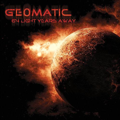 """64 Light Years Away"" Audio CD"