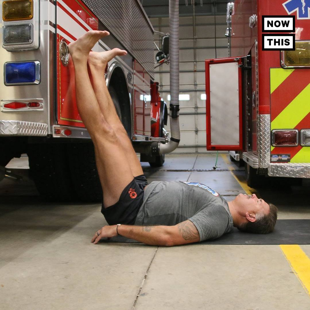 Yoga Helps First Responders Do Their Job Better
