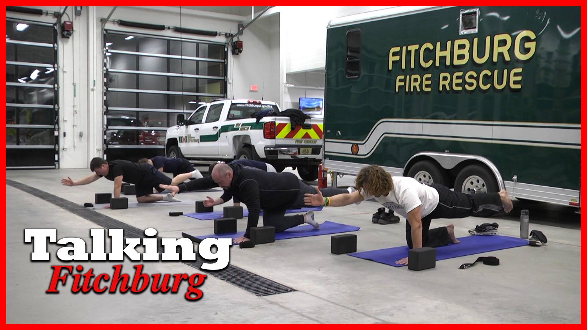 Yoga for Firefighters