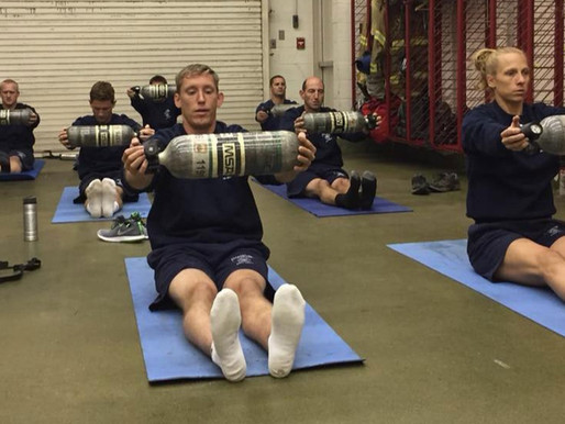 Training Mental Resilience: More Important Than Hose Drills - by Lt. Eric Brenneman (ret.)