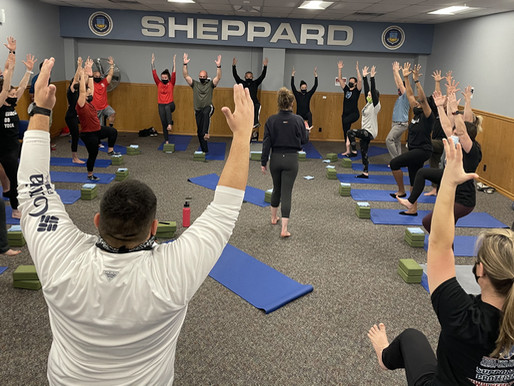 Why Are So Many First Responders and Military Personnel Doing Yoga?