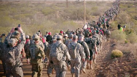 "SHEEPDOG Leadership thought of the Month: ""Remembering the Bataan Death March"""