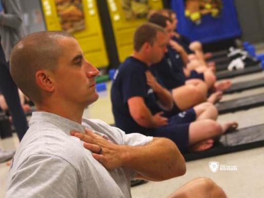 The Science Behind Why Yoga Is Meant For First Responders - By YFFR Instructor Amy Yurus