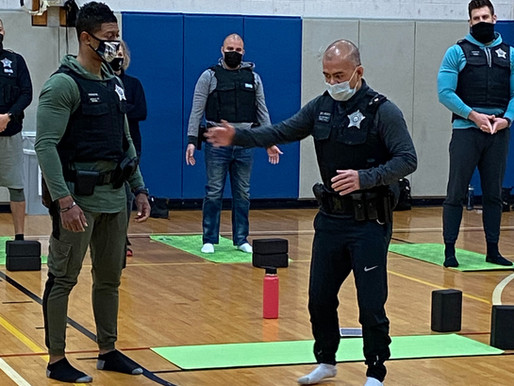 Implementing a YFFR Program: An Adaptive Challenge - By YFFR Instructor & Detective Wendy Hummell