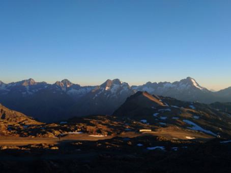 La montée au Glacier : mythique !
