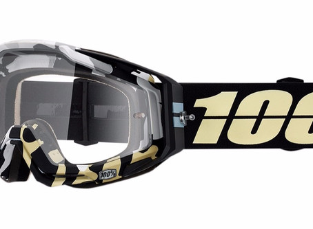 100% Racecraft Goggle Review
