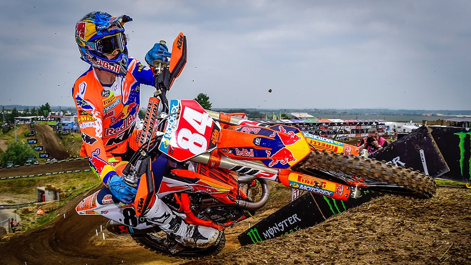 Jeffrey Herlings OUT for MXGP