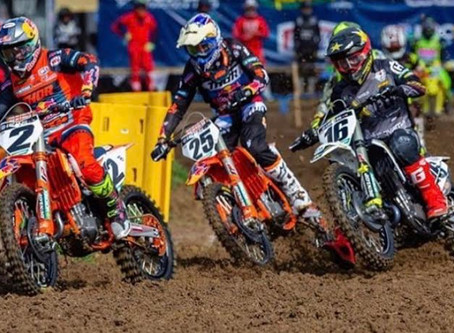 Cooper Webb Out of Nationals!