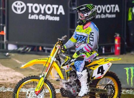 Ricky Carmichael Departs with Suzuki