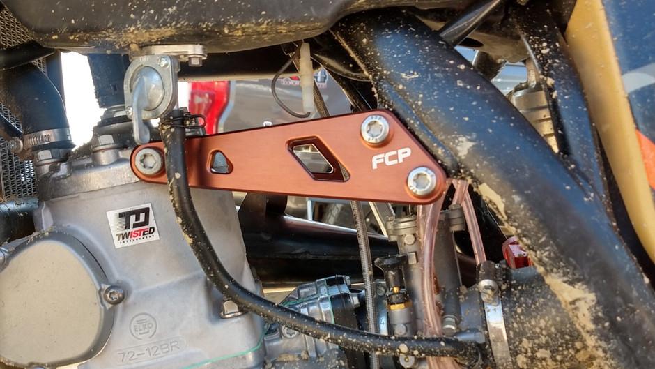 FCP Racing's 250/300 Titanium Engine Mounts