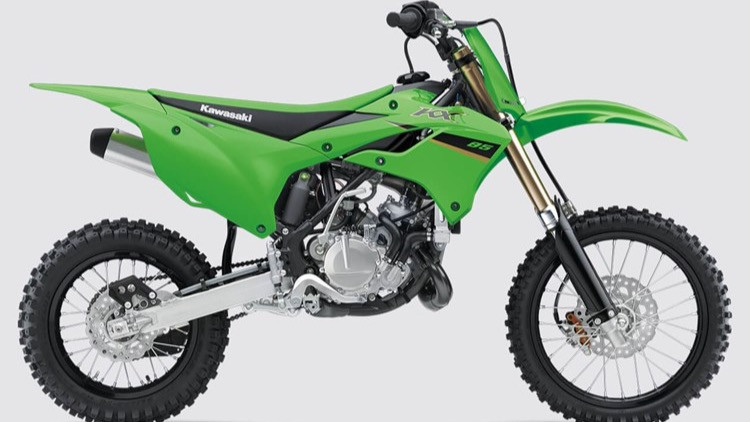 2022 Kawasaki Updated KX85 and All New KX112
